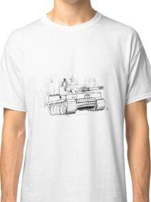 Tiger Tank Classic T-Shirt