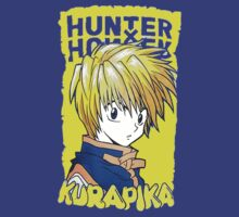 Kurapika - Hunter x Hunter by artemys