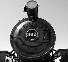 Locomotive 360 by DreamBigInk1