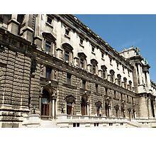 Kunsthistorisches Museum - Vienna Photographic Print