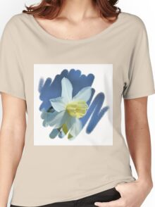 Pretty Daffodils Women's Relaxed Fit T-Shirt