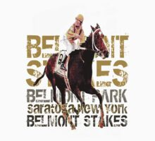 Belmont Stakes by Ginny Luttrell
