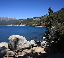 Lake Tahoe by Frank Romeo