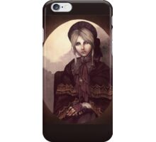 The Plain Doll iPhone Case/Skin