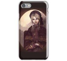 The Plain Doll iPhone Case/Skin
