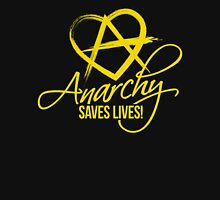 Anarchy Saves Lives Unisex T-Shirt