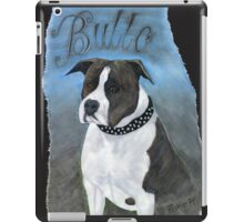 AMSTAFF BULLO iPad Case/Skin