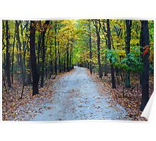 Autumn Yield Poster