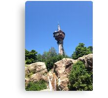 Rapunzel's Tower Tangled Canvas Print