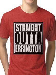 Straight Outta Errington Tri-blend T-Shirt