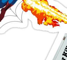 Kill it with Fire! Sticker