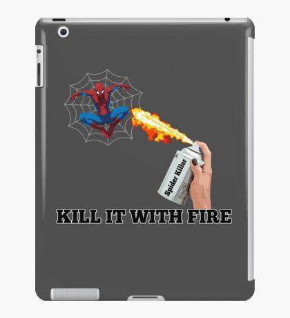 Kill it with Fire! iPad Case/Skin