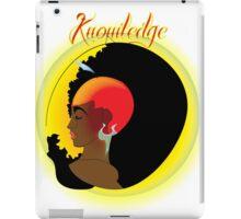 Knowledge of Self iPad Case/Skin