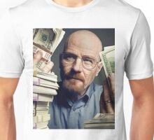 walter white gettin money Unisex T-Shirt