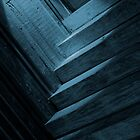 Blue Stairs by bcboscia410