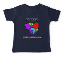 Pangea- the happy continent  Baby Tee