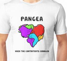 Pangea- the happy continent  Unisex T-Shirt