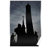 O´Connell Cemetary Monuments Poster