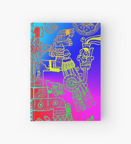 Xiuhtecuhtli, RGB Gods, Myths & Monsters Hardcover Journal