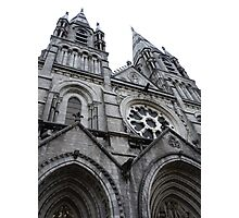 Saint Finbarre´s Cathedral Photographic Print