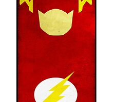 Flash iPhone Cases by ArtPower