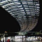 York Train Station by Karen  Betts