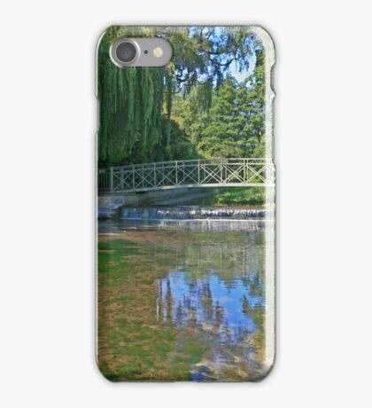 The River Piddle iPhone Case/Skin