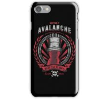DOWN WITH SHINRA! iPhone Case/Skin