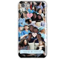 Meredith & Cristina (collage) iPhone Case/Skin
