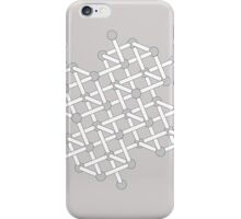 Paradox Boxes (Optical Illusion Cubes) iPhone Case/Skin