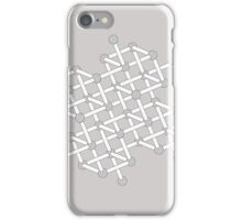 Paradox Boxes (Optical Illusion Cubes) iPhone Case/Skin