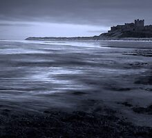 Bamburgh castle by David Benton
