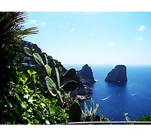 The Isle of Capri Photographic Print
