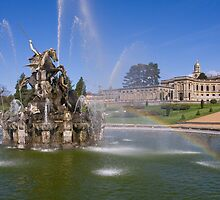 Witley Court by David Benton