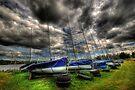 Sailboat Park by Yhun Suarez