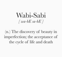 Wabi-Sabi by Eunoia