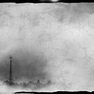 Grey Mist Tower by Steve  Woodman