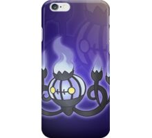 The Purple Chandelier   iPhone Case/Skin
