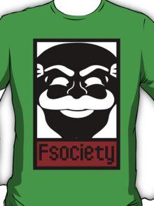 Mr Robot Fsociety T-Shirt