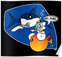 Go, Fish Poster