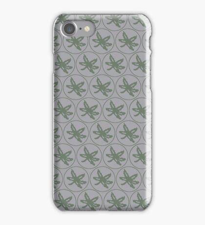 Ohio State - Buckeye Leaf Stickers for Helmet - Print, iPhone, iPad Cases iPhone Case/Skin