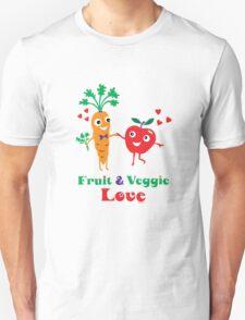 Fruit and Veggie Love T-Shirt
