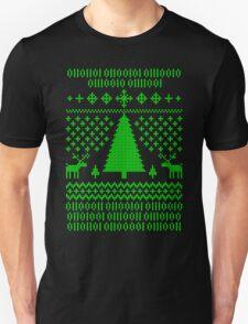 Binary Christmas T-Shirt