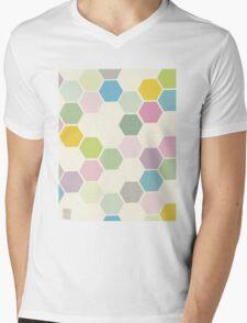 Hive Mens V-Neck T-Shirt