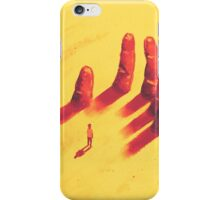 Long Fingers iPhone Case/Skin