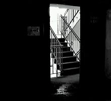 stair case out of here by davrberts