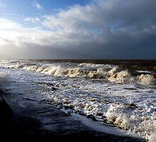 Gales on the Irish Sea!! by artfulvistas