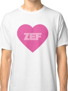 Die Antwoord Style ZEF Design. Classic T-Shirt