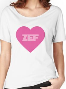 Die Antwoord Style ZEF Design. Women's Relaxed Fit T-Shirt