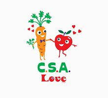 CSA Love - light (Community Supported Agriculture) Unisex T-Shirt